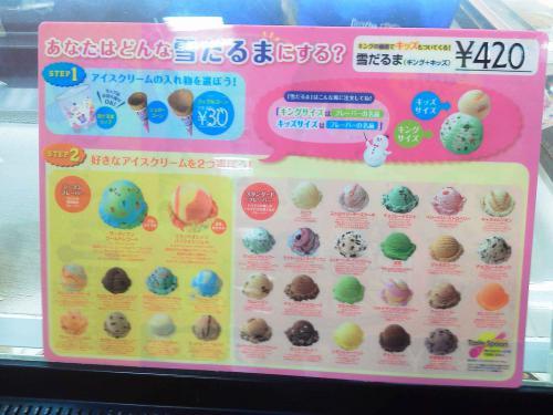 20120901_BaskinRobbinsサーティワンアイスクリーム橋本サティ店-002