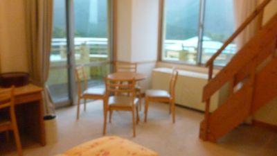 ホテルロッジ部屋2