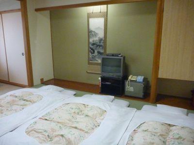湯の川観光ホテル祥苑本館の部屋