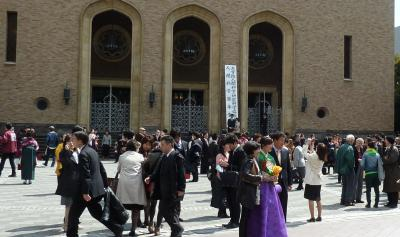 2012.03.26  講堂前