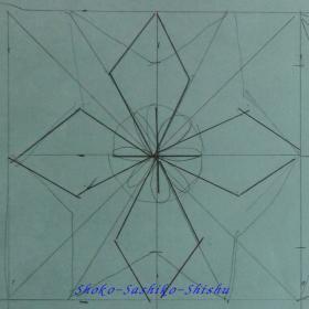 2012.03.27  花 型紙2