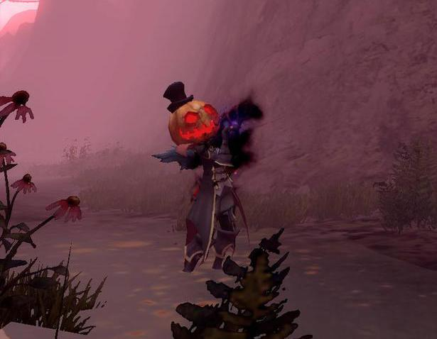 かぼちゃ紳士
