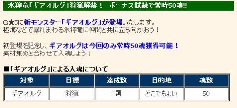 0723ギアオルグ入魂