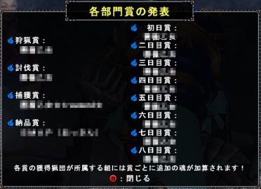 1009部門賞