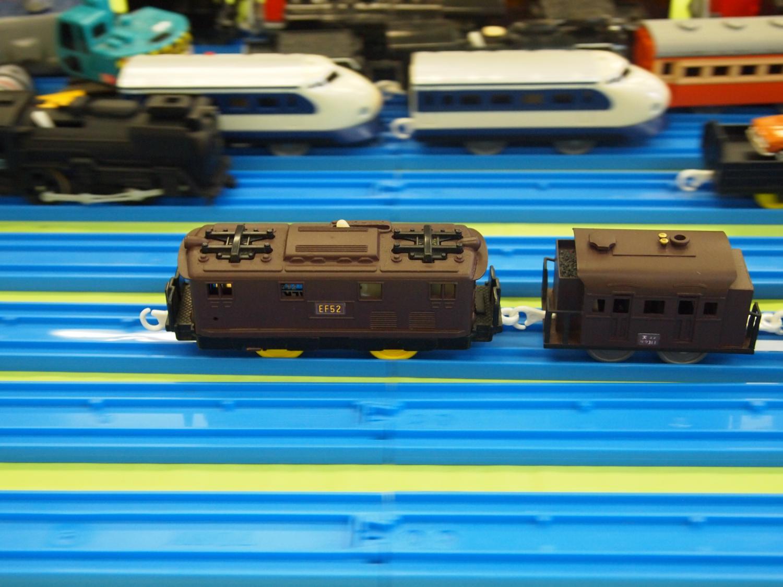 EF52とスヌ31