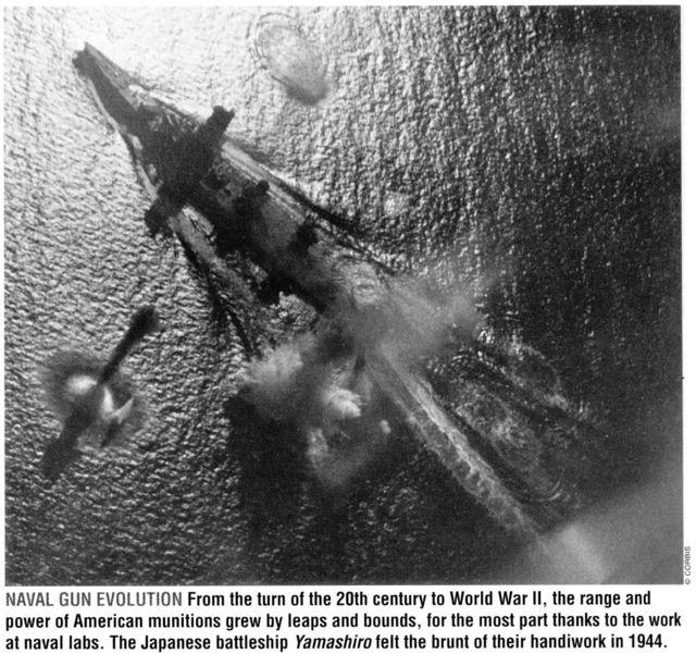 軍艦山城の最後?_米海軍協会『Proceedings』_April 2009の66p_copyright_corbis_批評のため、法の認めるところによりに引用