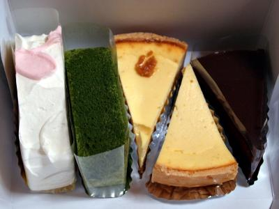 sweets&cafe Bon coeur ケーキ