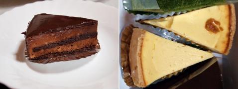 パラディ  ・ みそチーズケーキ  ・ ベイクドチーズケーキ