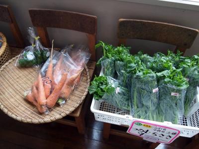 野菜 安ーい
