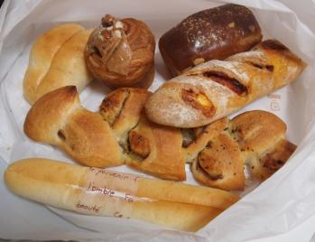 ボー・ションドブレのパン