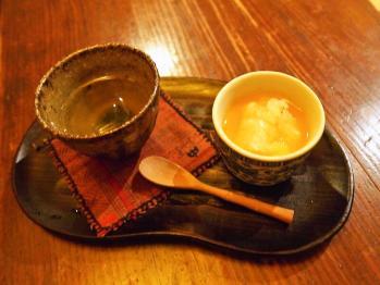 お茶&デザート