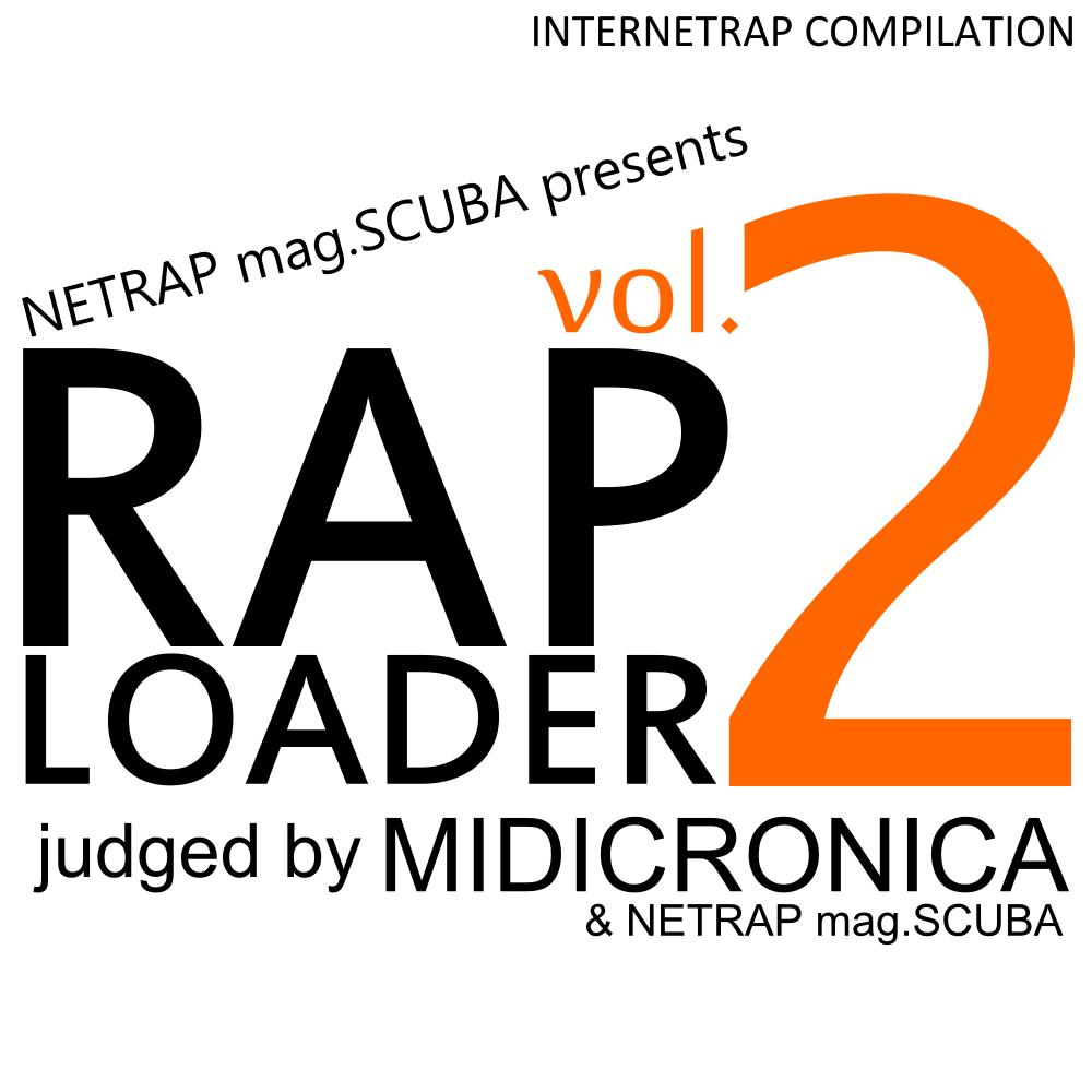 RAPLOADER vol2 jaket