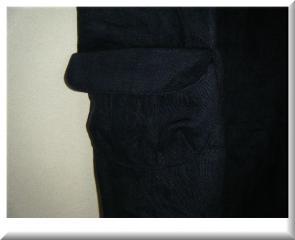ダミーフラッグのポケット