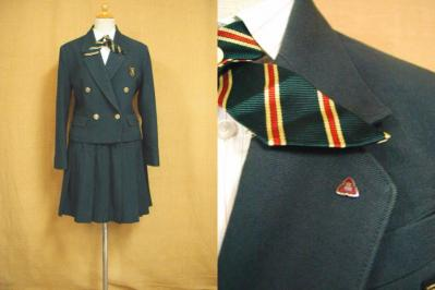 八王子高等学校の制服