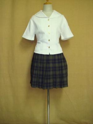 大分東明高等学校の制服