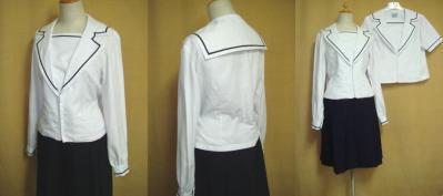 清真学園高等学校の制服