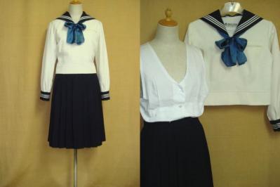 東京女学館高等学校の制服