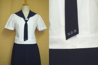 九州国際大学付属高等学校の制服