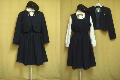 聖霊高等学校の制服