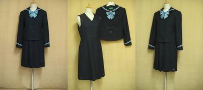 九州女子高等学校の制服