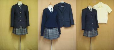 湘南学院高等学校の制服