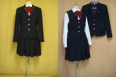 高崎健康福祉大学高崎高等学校の制服