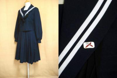 桜花学園高等学校の制服
