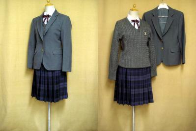昭和学院秀英高等学校の制服