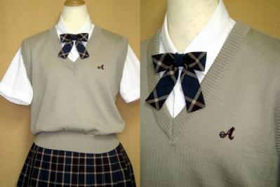 愛国学園短期大学附属龍ヶ崎の制服