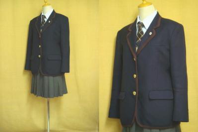 愛国高等学校の制服