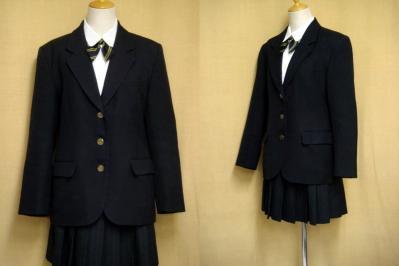 龍谷富山高等学校の制服