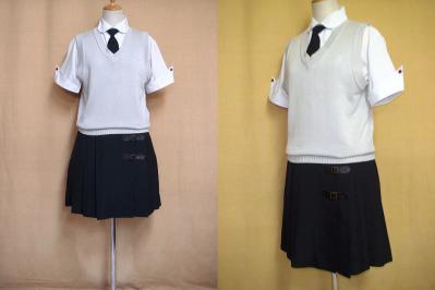 作新学院高等学校の制服