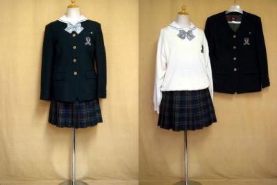 千葉黎明高等学校の制服