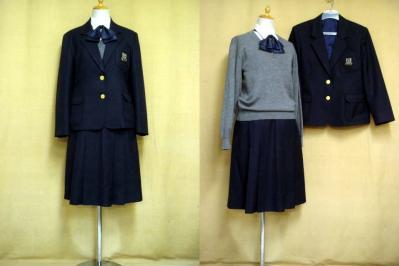 八千代松陰高等学校の制服