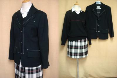 向陽高等学校の制服