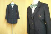 洛陽総合高等学校の制服