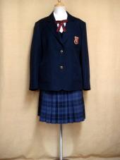 奈良大学付属高等学校の制服