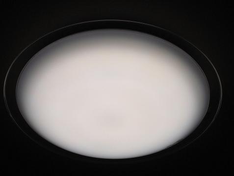 リビングのLED照明