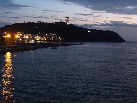 マロちゃん、江ノ島は楽しかったでしゅか?