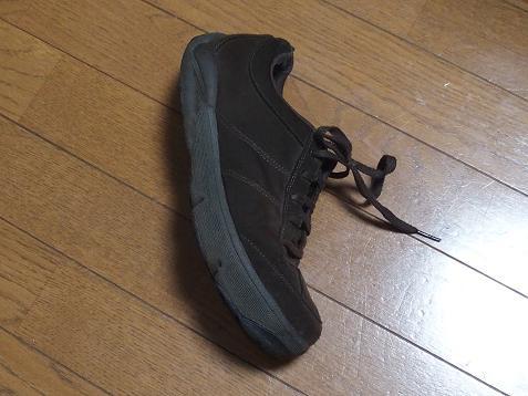あ~~!またママの靴でしゅ!