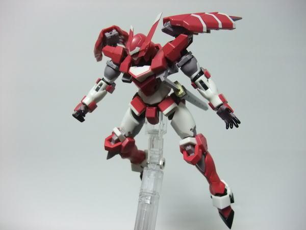 ロボット魂 ブレイズ・レイヴン二号機 10