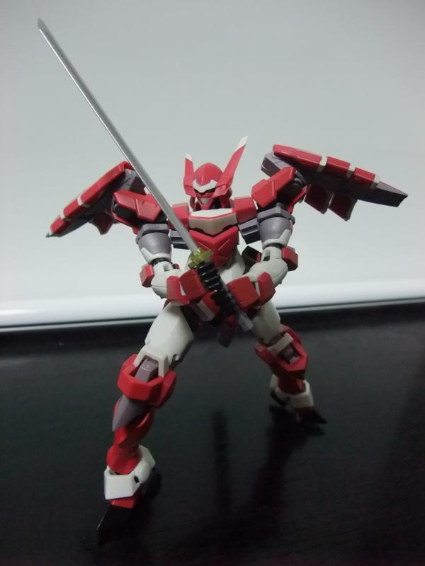 ロボット魂 ブレイズ・レイヴン二号機 8
