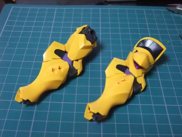 コトブキヤ 武御雷 Type-00F 篁唯依機 デラックス版 3