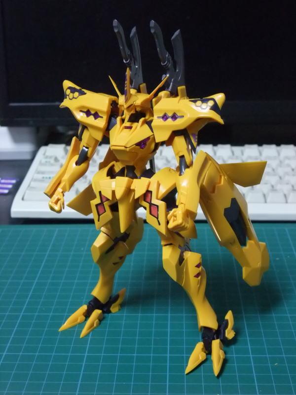 コトブキヤ 武御雷 Type-00F 篁唯依機 デラックス版 14