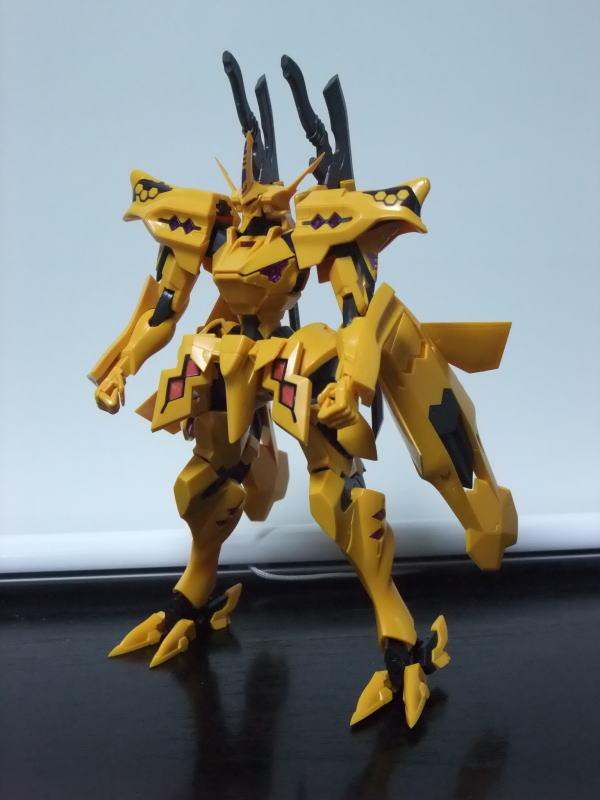 コトブキヤ 武御雷 Type-00F 篁唯依機 デラックス版 15