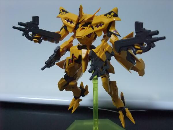 コトブキヤ 武御雷 Type-00F 篁唯依機 デラックス版 28