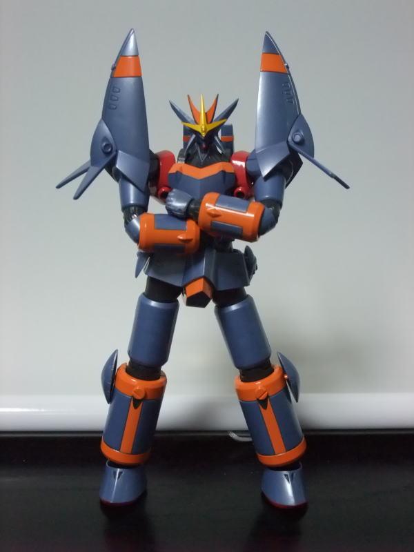 バンダイ スーパーロボット超合金 ガンバスター 5