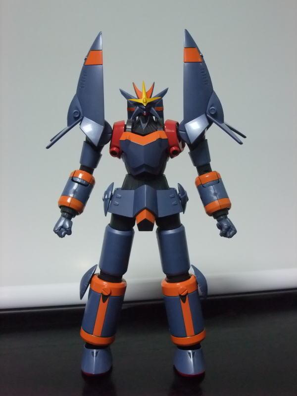 バンダイ スーパーロボット超合金 ガンバスター 3