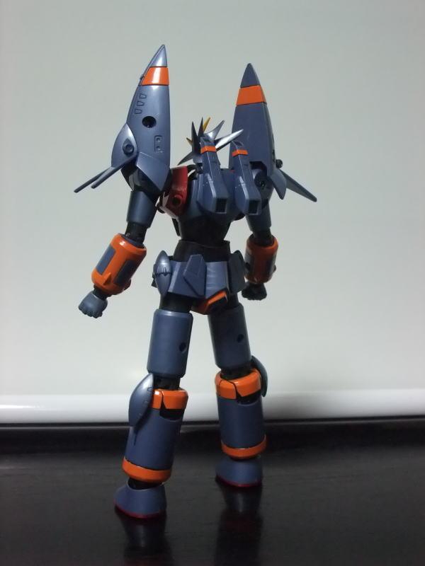 バンダイ スーパーロボット超合金 ガンバスター 4