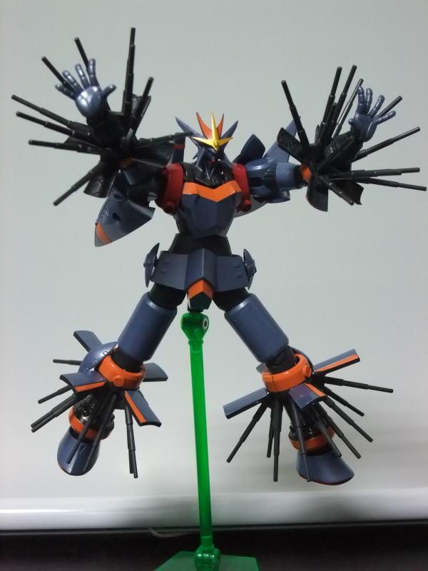 バンダイ スーパーロボット超合金 ガンバスター 10